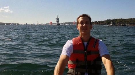 Clark_Carter_Afternoon_Kayak
